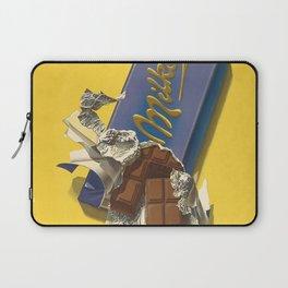Chocolate Candy Bar Vintage Art Laptop Sleeve