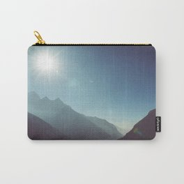 Himalayan mountains, Nepal Carry-All Pouch