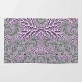 Floral Fantasy 05 lilac Rug