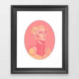 Orana Framed Art Print