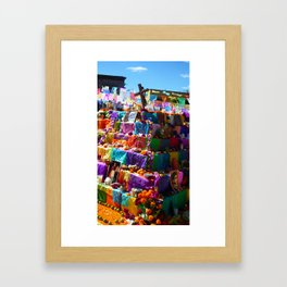 Alter Framed Art Print