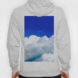 Clouds in a Clear Blue Sky Hoody