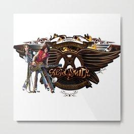 Aero smith Metal Print