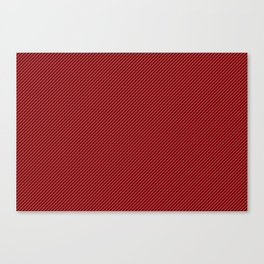 red patterns Canvas Print