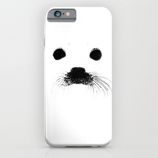 Seal your face iPhone & iPod Case