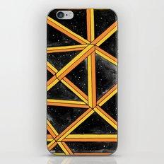 geo galaxy iPhone & iPod Skin