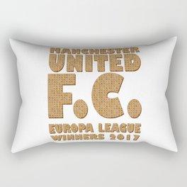 Scrabble Manchester United Rectangular Pillow