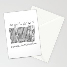 Are you addicted yet? Stationery Cards