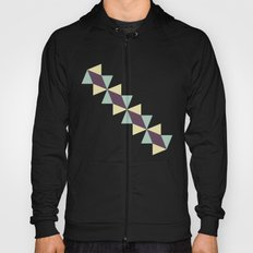 Oragami Traingles Hoody
