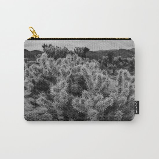 Cholla Cactus Garden IX Carry-All Pouch