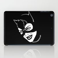"""meow iPad Cases featuring """"Meow"""" by Kramcox"""
