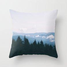 Forest XXIII Throw Pillow
