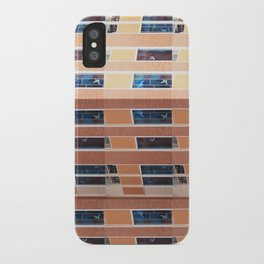 Building to Building: Church iPhone Case