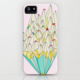 Pencil iPhone Case