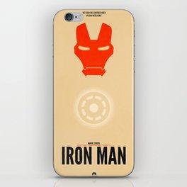Iron Man (Variant) iPhone Skin
