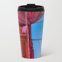 Up The Golden Gate Travel Mug