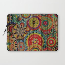 Kashmir on Wood 01 Laptop Sleeve