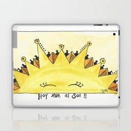 HOY SALE EL SOL III Laptop & iPad Skin