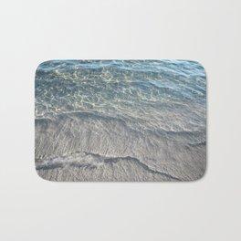 Water Photography Beach   Waves   Clear Water   Sea   Ocean Bath Mat