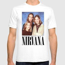 Nirvana Hanson Shirt T-Shirt T-shirt