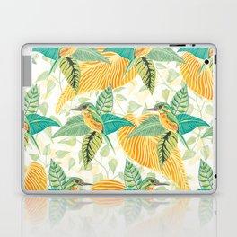 KINGFISHERS PARTY #2 Laptop & iPad Skin