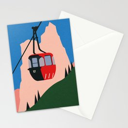 Allgäu Alps Stationery Cards