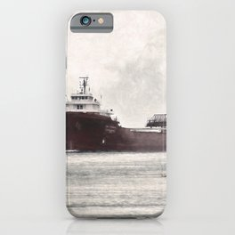 Lee Tregurtha Early Spring iPhone Case