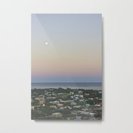 Flying over San Pedro Metal Print