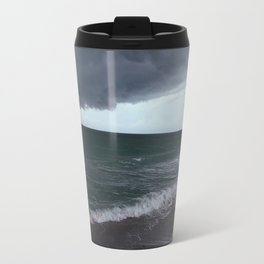 The Edge of the Weather Travel Mug
