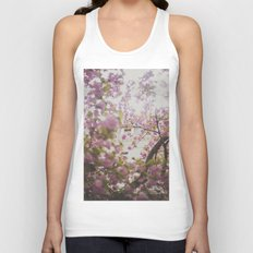 Spring Blossoms Unisex Tank Top
