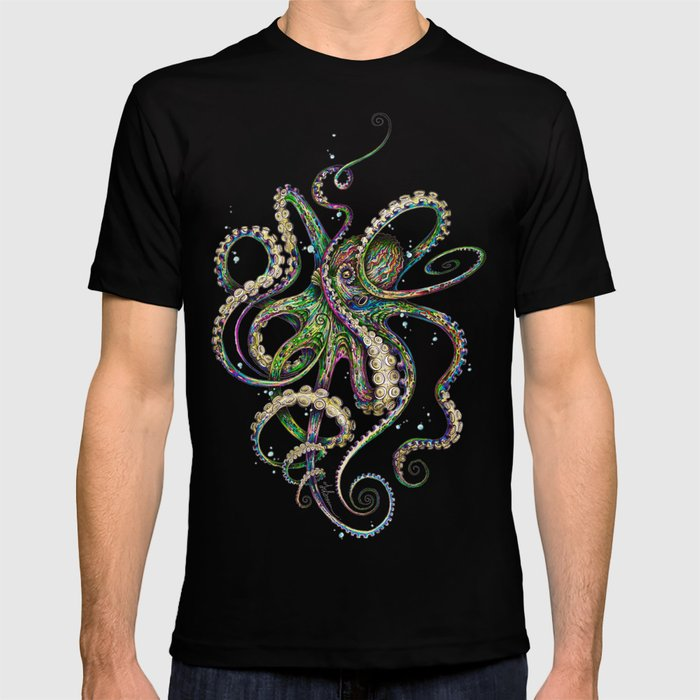 Octopsychedelia T-shirt