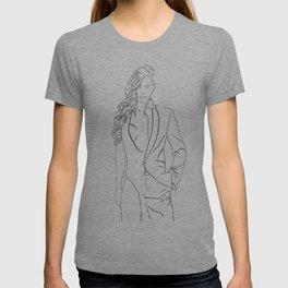 Minimalist Inner Duality T-shirt