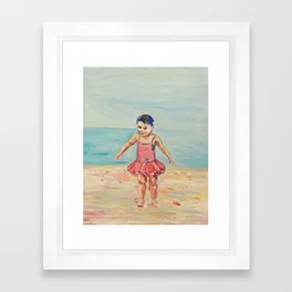 tutu Framed Art Print