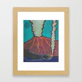 Don Vulcano Framed Art Print