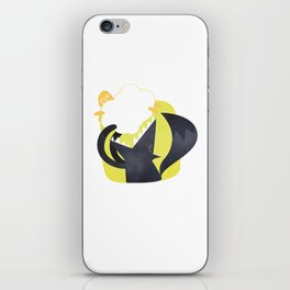 The Wolf and the Lamb iPhone Skin