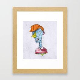 Styles in Smart Framed Art Print