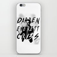 darren criss iPhone & iPod Skins featuring Darren Criss by kltj11