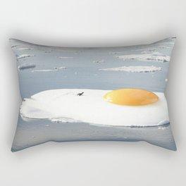 Egg-berg - Sunny side up Rectangular Pillow