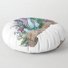 High Priestess Floor Pillow