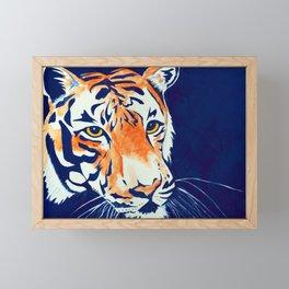 Auburn (Tiger) Framed Mini Art Print