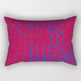 Pixels Rectangular Pillow