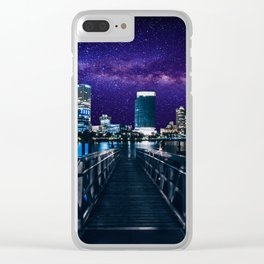 Milwaukee Milky-Way Clear iPhone Case