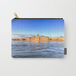 Budapest Sunset Carry-All Pouch