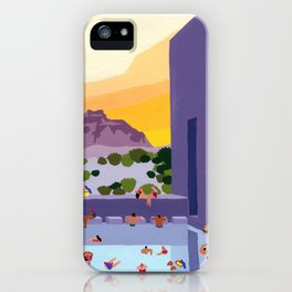 Skies iPhone Case
