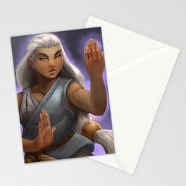 Gouken Girl Stationery Cards