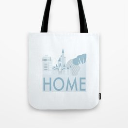 The Parks Are Home Tote Bag
