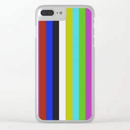 VCR Clear iPhone Case