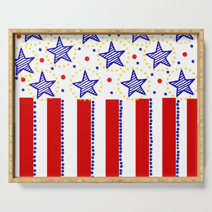 firecracker! Serving Tray