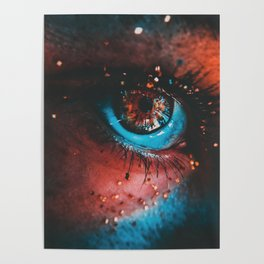 Clean light Poster