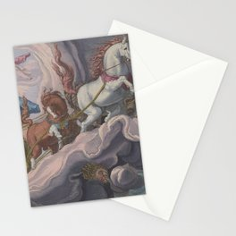 PHAETON Driving the Chariot of the SUN Stationery Cards